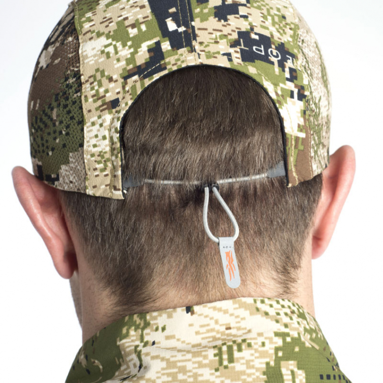Бейсболка SITKA Ascent Cap цвет Optifade Subalpine фото 2