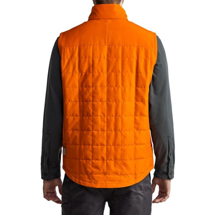 Жилет SITKA Grindstone Work Vest цвет Orange фото 6