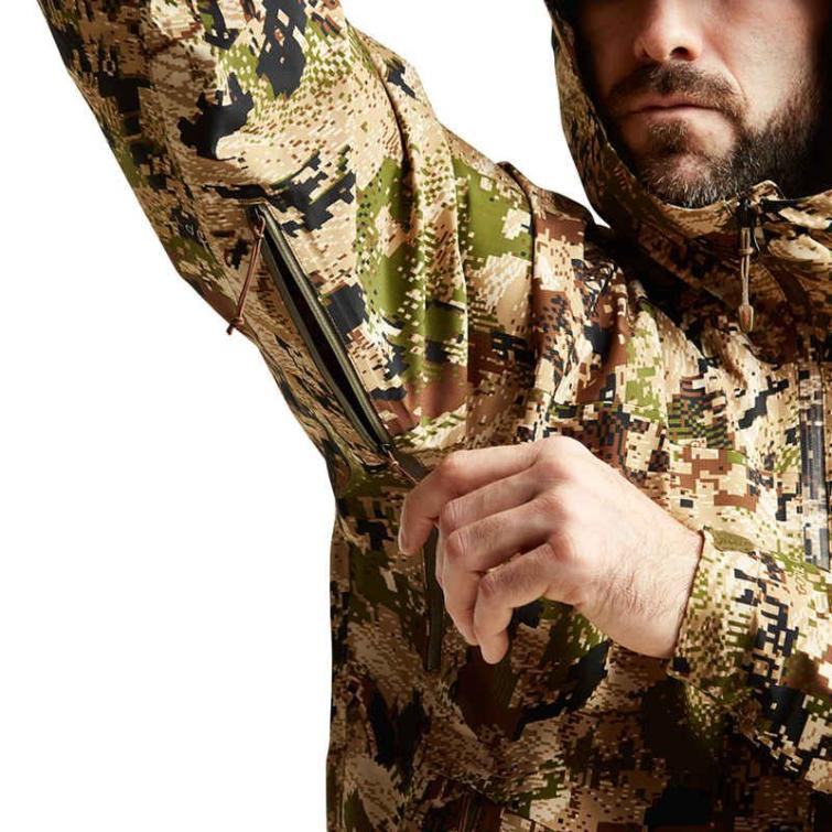 Куртка SITKA Dew Point Jacket New цвет Optifade Subalpine фото 4
