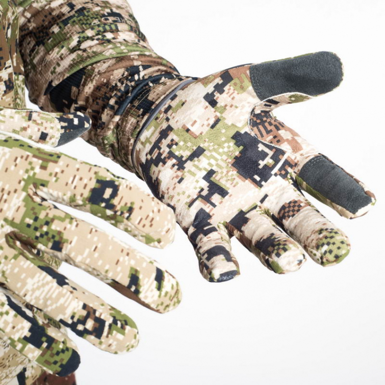 Перчатки SITKA Ascent Glove цвет Optifade Subalpine фото 2