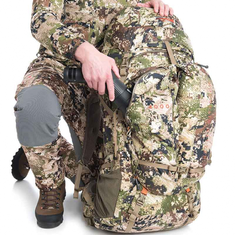 Рюкзак SITKA Mountain Hauler 4000 Pack L/XL цвет Optifade Subalpine фото 3