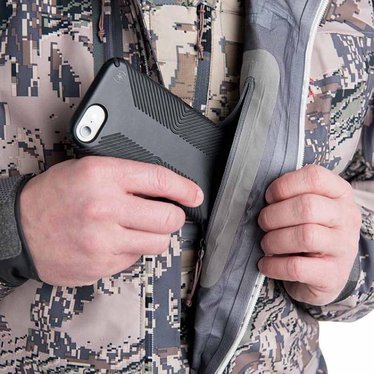 Куртка SITKA Stormfront Jacket New цвет Optifade Open Country фото 2
