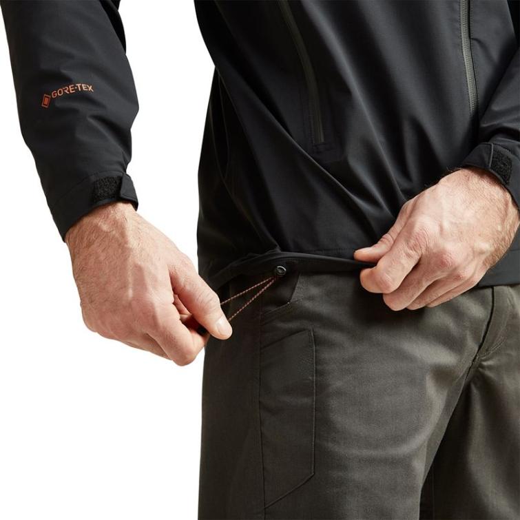Куртка SITKA Dew Point Jacket New цвет Black фото 3