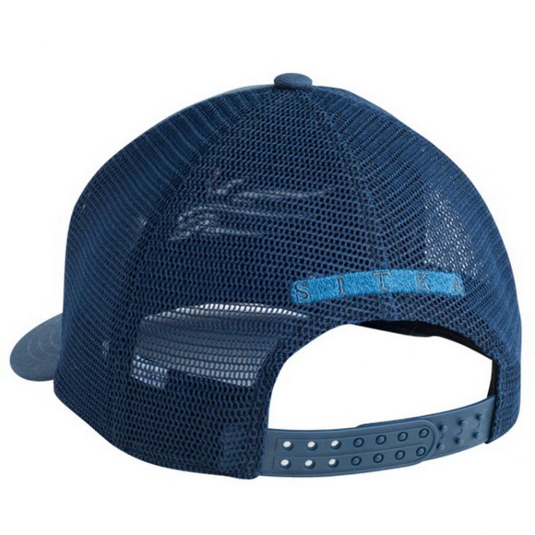 Бейсболка SITKA Flatbill Cap цвет Navy фото 2