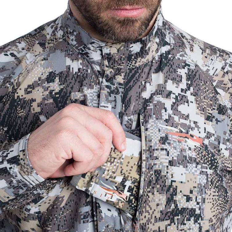 Рубашка SITKA ESW Shirt цвет Optifade Elevated II фото 5