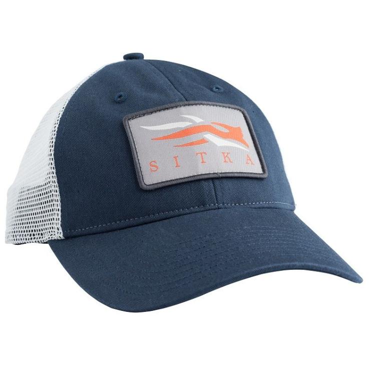Бейсболка SITKA Meshback Trucker Cap New цвет Eclipse фото 1