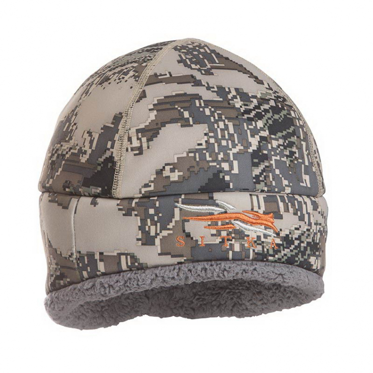 Шапка SITKA Blizzard Beanie цвет Optifade Open Country фото 1
