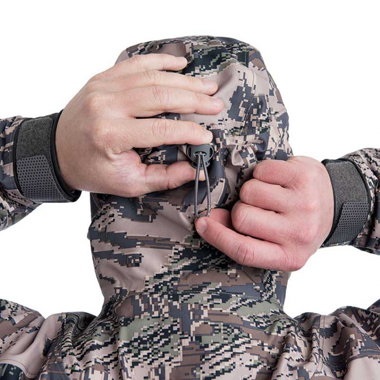 Куртка SITKA Stormfront Jacket New цвет Optifade Open Country фото 6
