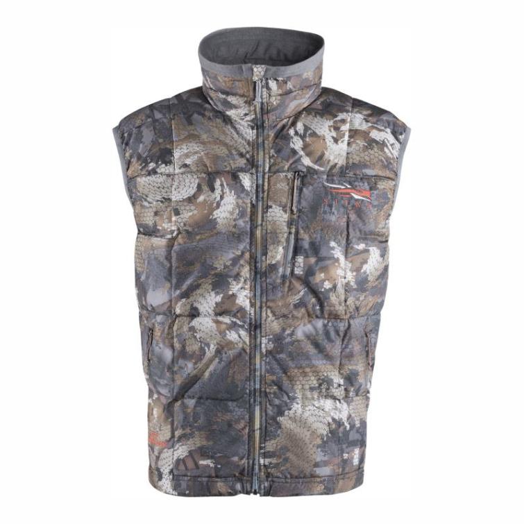Жилет SITKA Fahrenheit Vest цвет Optifade Timber фото 1