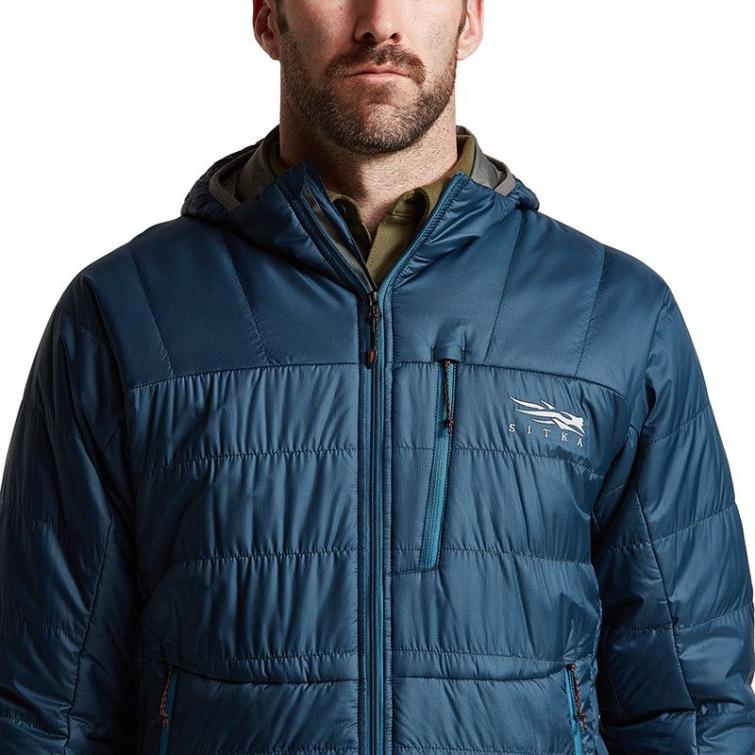 Куртка SITKA Kelvin AeroLite Jacket цвет Deep Water фото 6