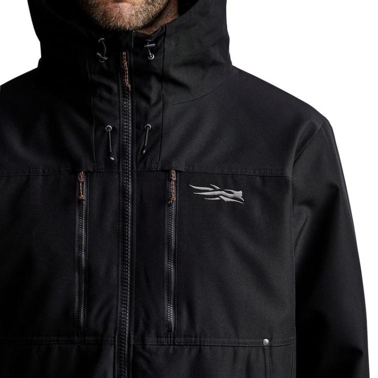 Куртка SITKA Grindstone Work Jacket цвет Black фото 6