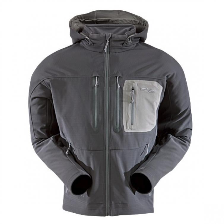 Куртка SITKA Jetstream Jacket цвет Woodsmoke фото 1