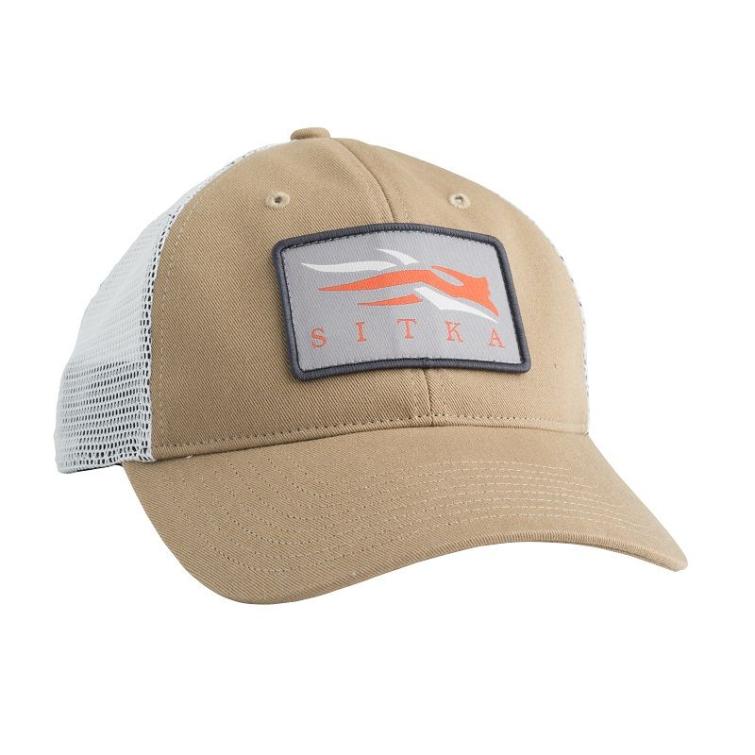 Бейсболка SITKA Meshback Trucker Cap New цвет Clay фото 1