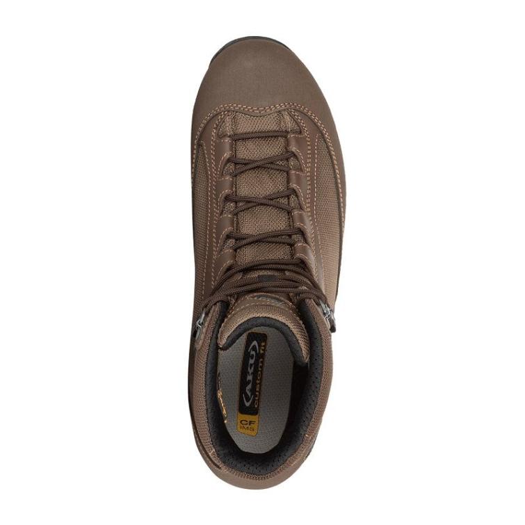 Ботинки охотничьи AKU Pilgrim GTX Combat FG M цвет Brown фото 2