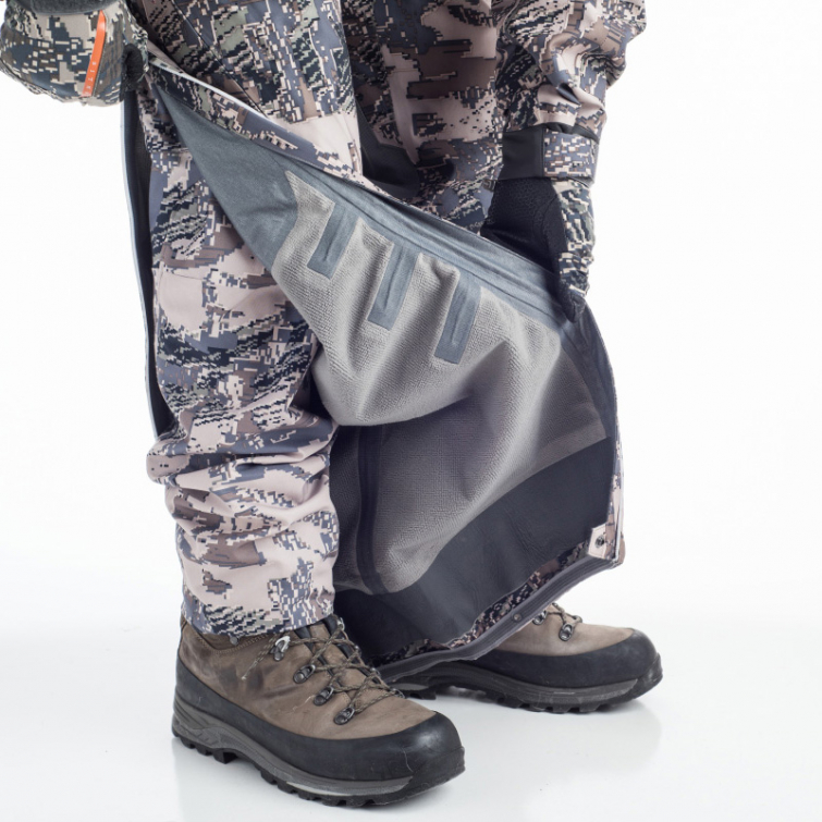 Брюки SITKA Coldfront Pant цвет Optifade Open Country фото 2