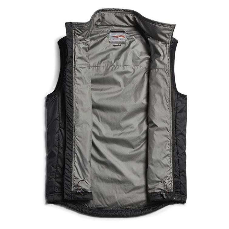 Жилет SITKA Kelvin AeroLite Vest цвет Black фото 2