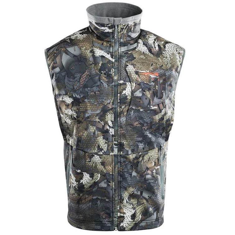 Жилет SITKA Dakota Vest цвет Optifade Timber фото 1