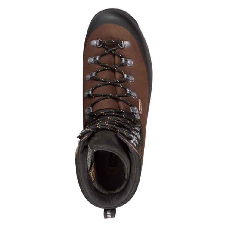 Ботинки горные AKU Utah Top GTX цвет Brown фото 2