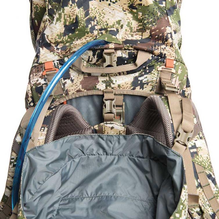 Рюкзак SITKA Mountain Hauler 4000 Pack M/L цвет Optifade Subalpine фото 18