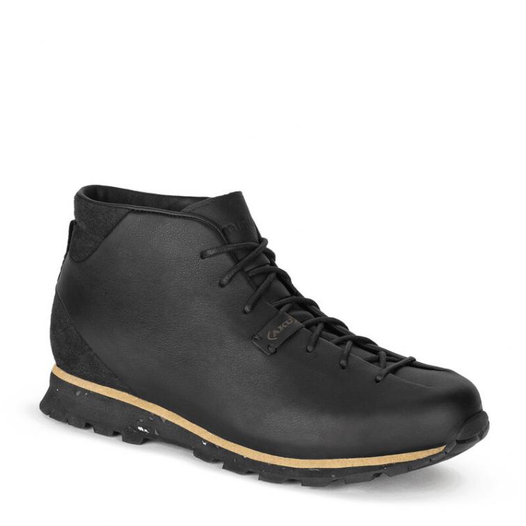 Ботинки треккинговые AKU Minima цвет Black фото 1