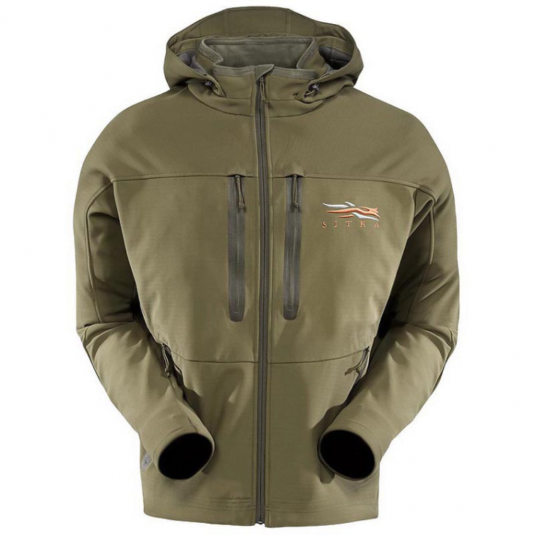 Куртка SITKA Jetstream Jacket New цвет Moss фото 1