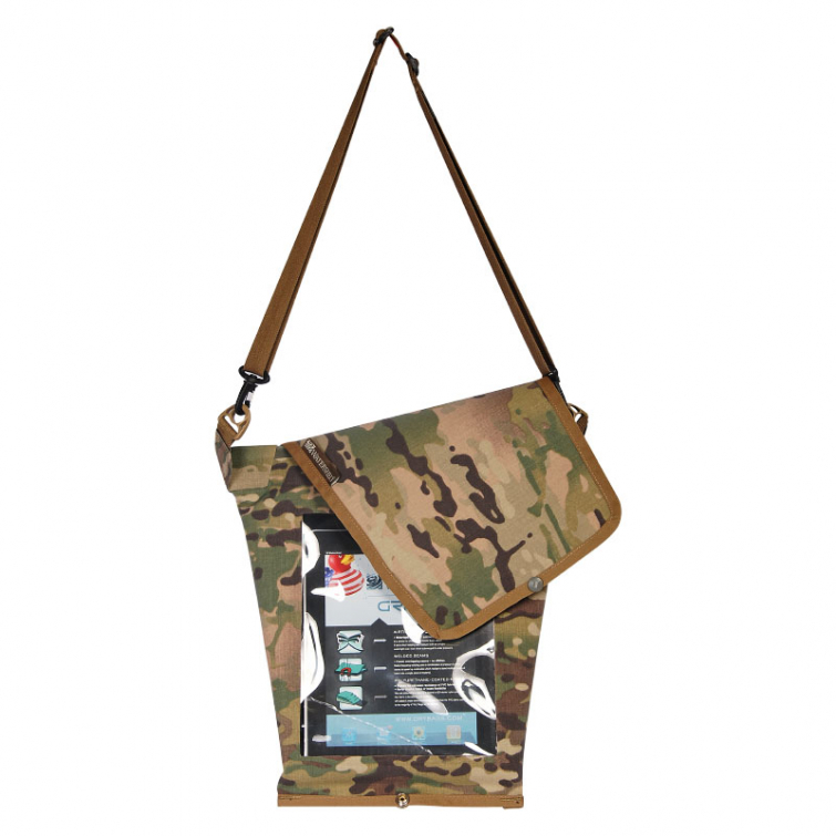 Гермосумка WATERSHED Grid Tablet Bag цв. camouflage фото 1