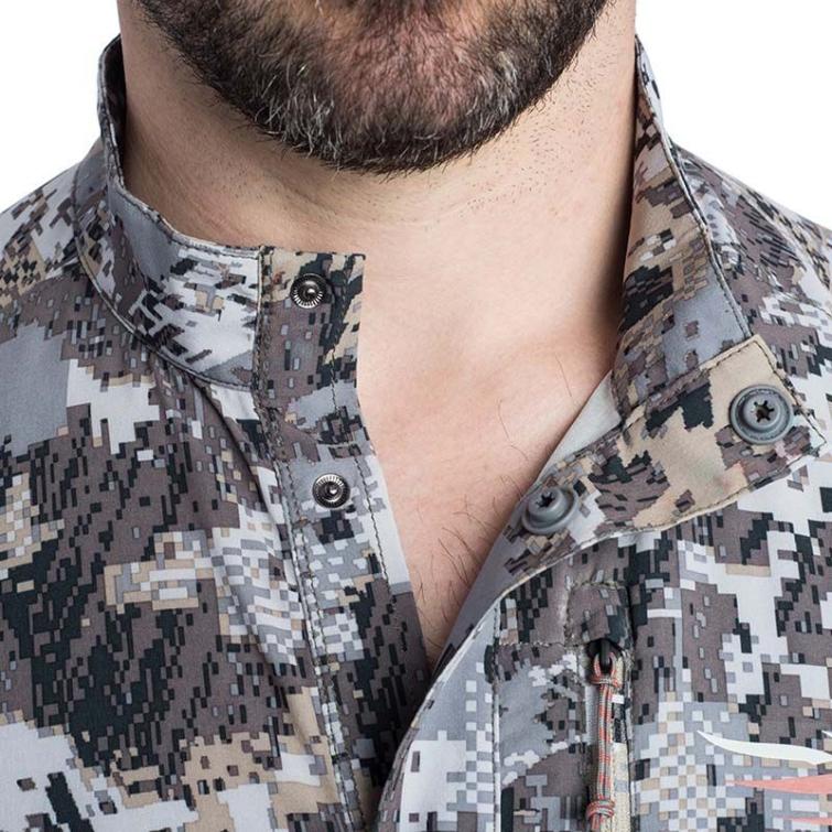Рубашка SITKA ESW Shirt цвет Optifade Elevated II фото 2