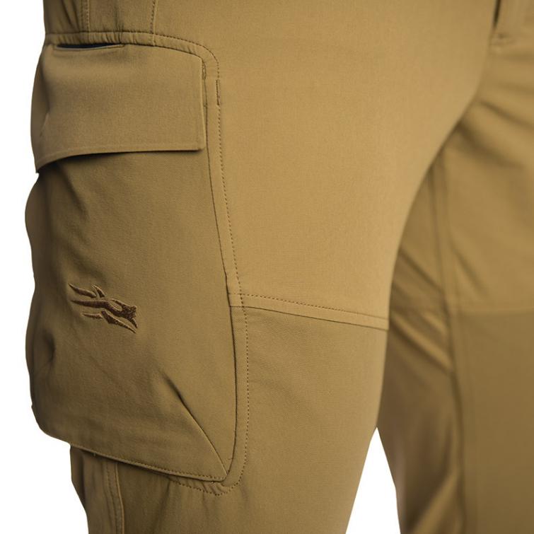 Брюки SITKA Hanger Pant цвет Olive Brown фото 8