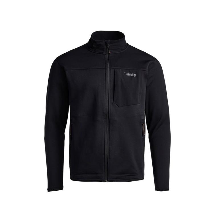 Джемпер SITKA Dry Creek Fleece Jacket цвет Black фото 1