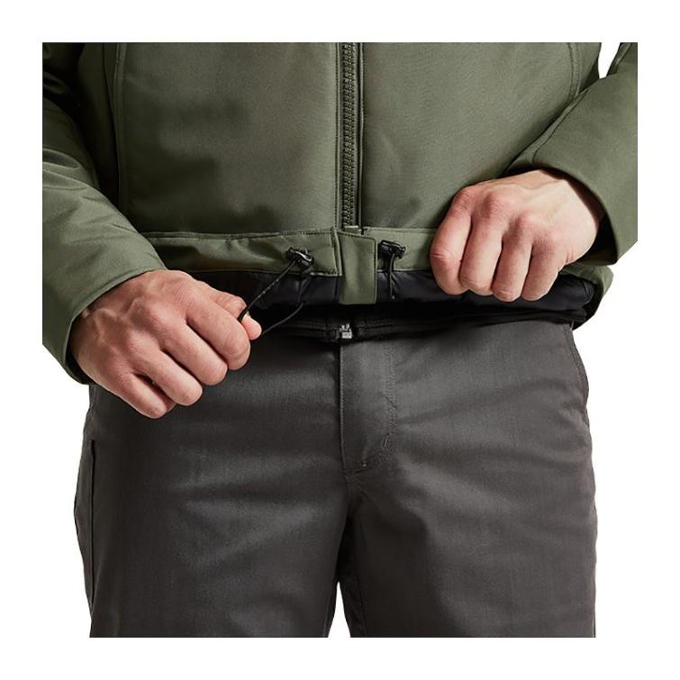 Куртка SITKA Grindstone Work Jacket цвет Covert фото 2