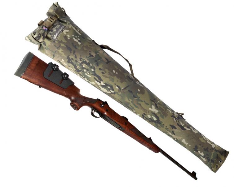 Гермочехол WATERSHED Torpedo Gun Case NEW цв. camouflage фото 1
