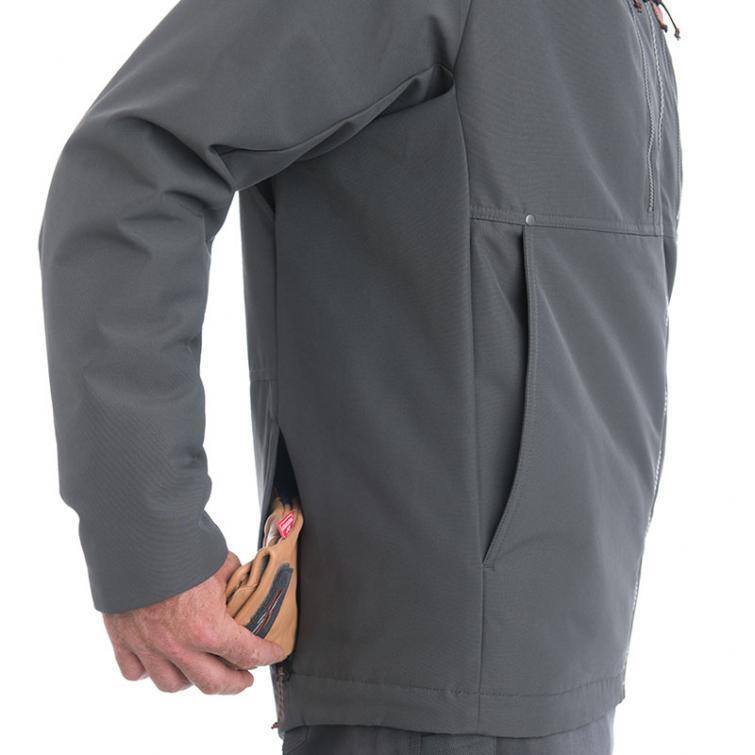 Куртка SITKA Grindstone Work Jacket цвет Lead фото 2