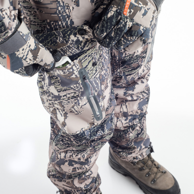 Брюки SITKA Stormfront Pant цвет Optifade Open Country фото 3