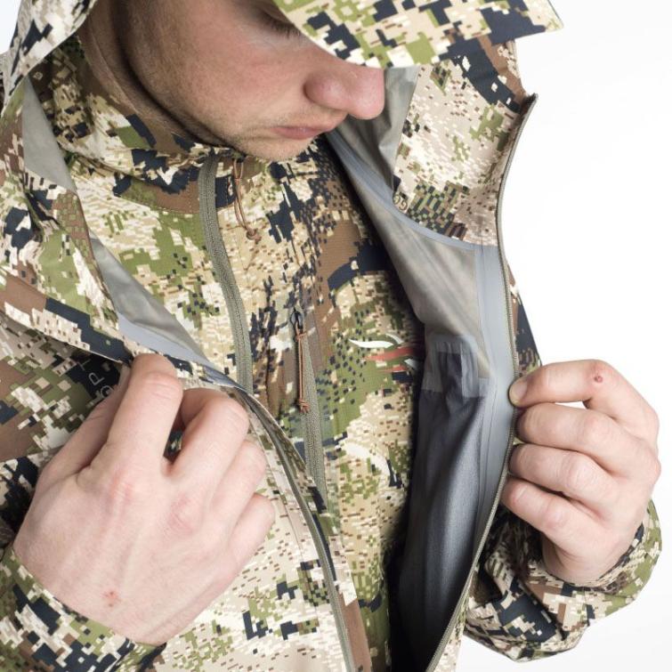 Куртка-Анорак SITKA Flash Pullover цвет Optifade Subalpine фото 5