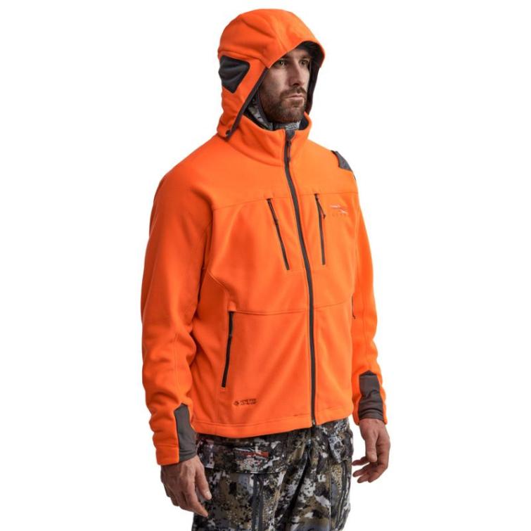 Куртка SITKA Stratus Jacket New цвет Blaze Orange фото 8