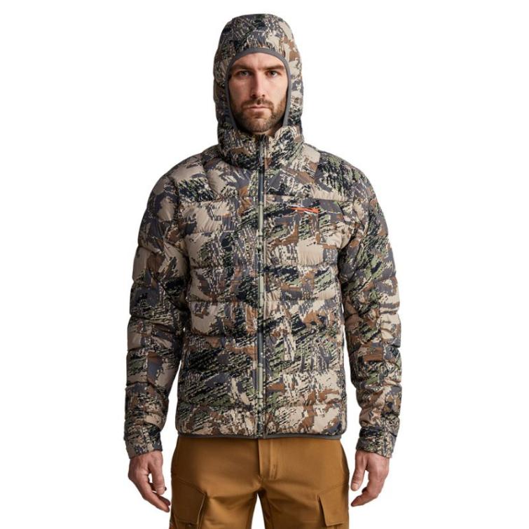 Куртка SITKA Kelvin Lite Down Jacket цвет Optifade Open Country фото 7