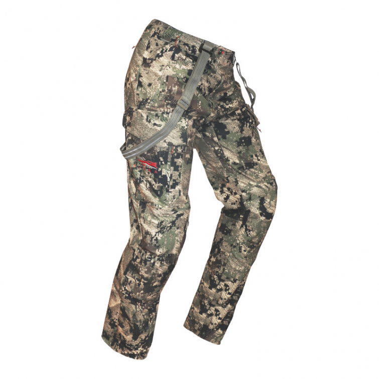 Брюки SITKA Mountain Pant New цвет Optifade Ground Forest фото 1