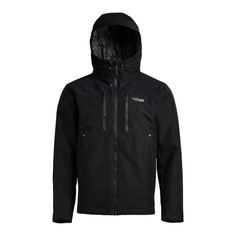 Куртка SITKA Grindstone Work Jacket цвет Black фото 1