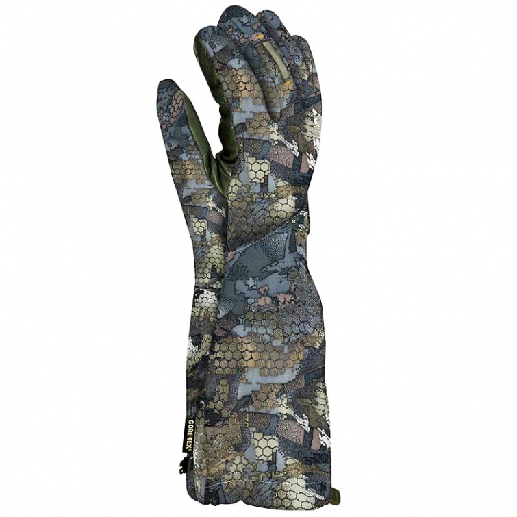 Перчатки SITKA Wf Delta Deek Glove цвет Optifade Timber фото 1