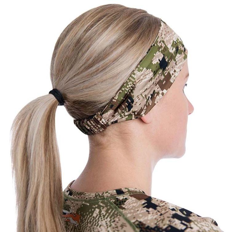 Повязка SITKA WS Core Lt Wt Headband цвет Optifade Subalpine фото 2