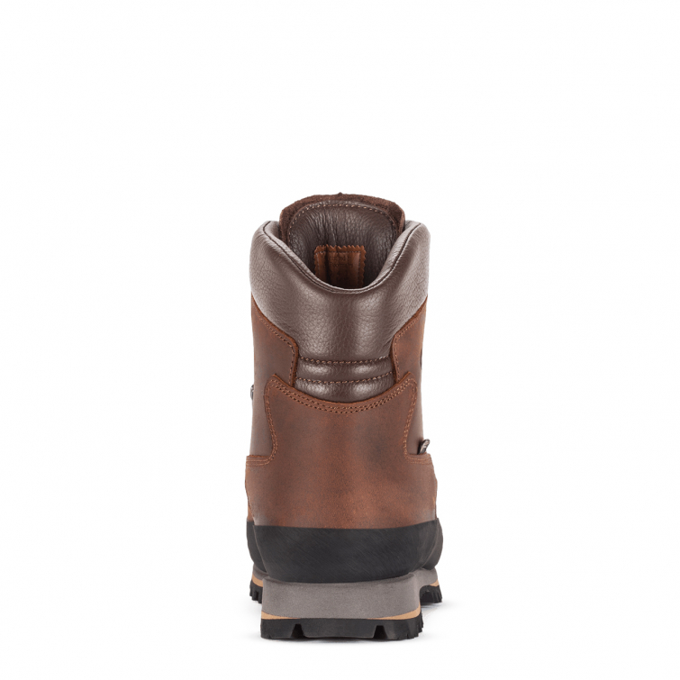 Ботинки горные AKU Conero GTX NBK цвет Brown / Dark Brown фото 4