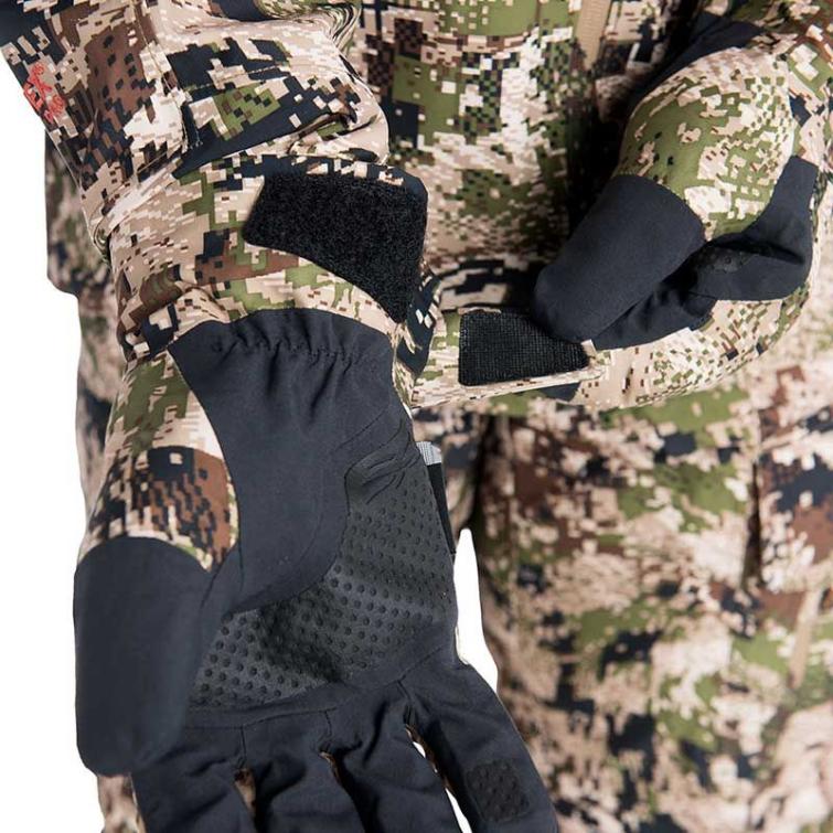 Перчатки SITKA Stormfront Gtx Glove цвет Optifade Subalpine фото 3