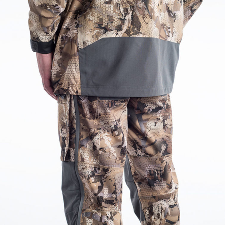Куртка SITKA Pantanal Parka цвет Optifade Marsh фото 4