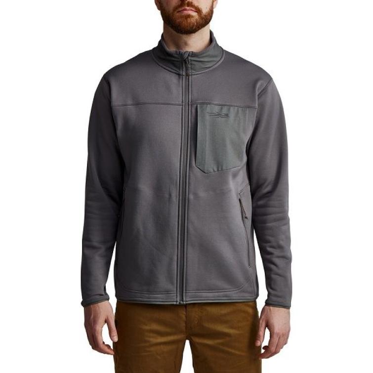 Джемпер SITKA Dry Creek Fleece Jacket цвет Shadow фото 2