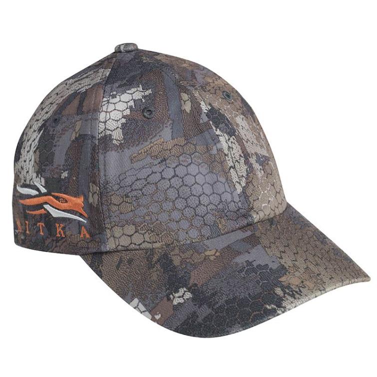 Бейсболка SITKA Cap W/Side Logo цвет Optifade Timber фото 1