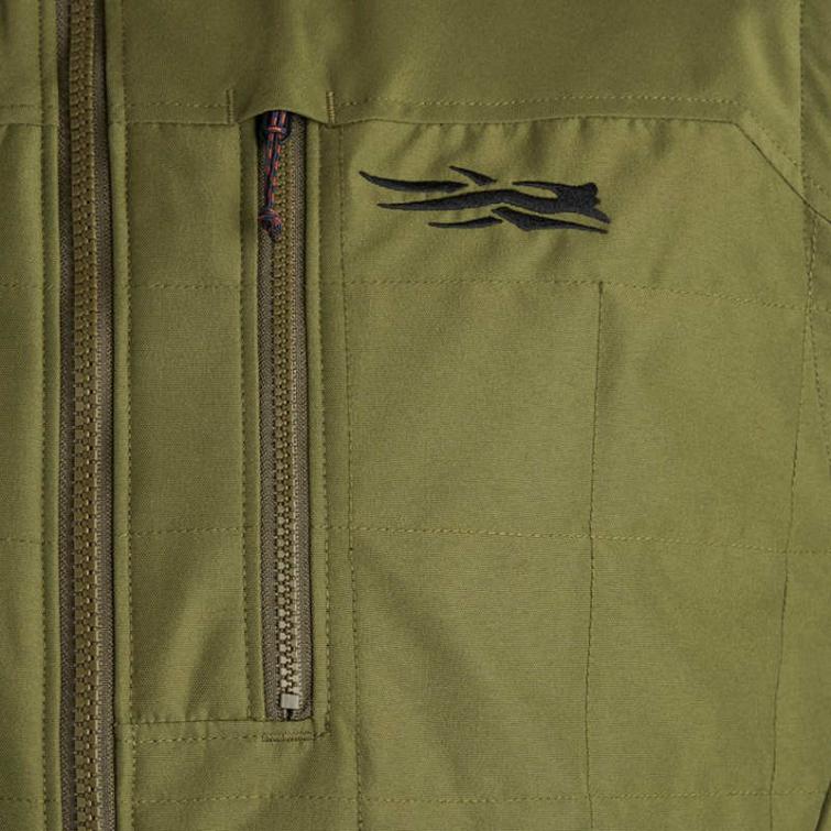 Жилет SITKA Grindstone Work Vest цвет Covert фото 4