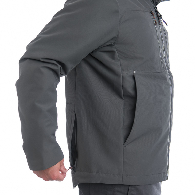 Куртка SITKA Grindstone Work Jacket цвет Lead фото 3