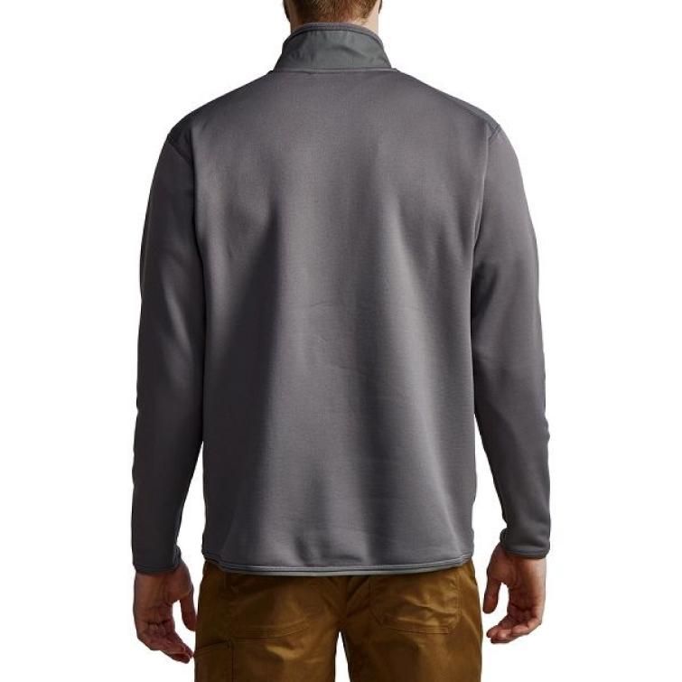 Джемпер SITKA Dry Creek Fleece Jacket цвет Shadow фото 4