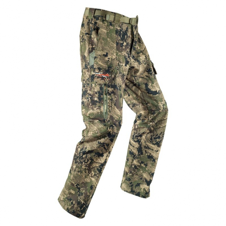 Брюки SITKA Equinox Pant цвет Optifade Ground Forest фото 1