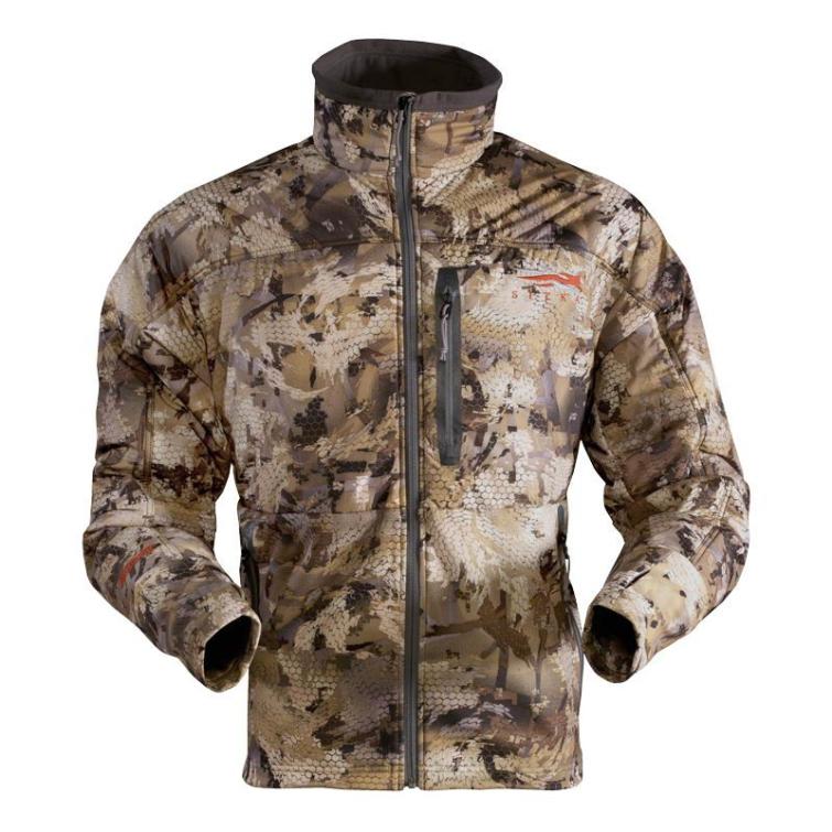 Куртка SITKA Duck Oven Jacket цвет Optifade Marsh фото 1